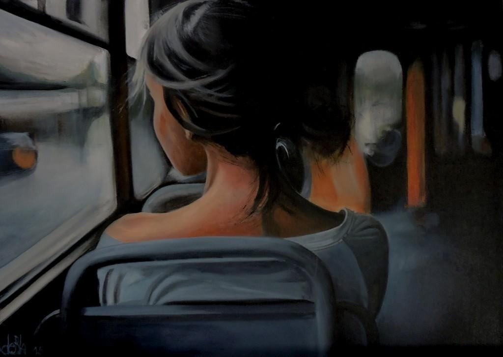 het meisje met de trein