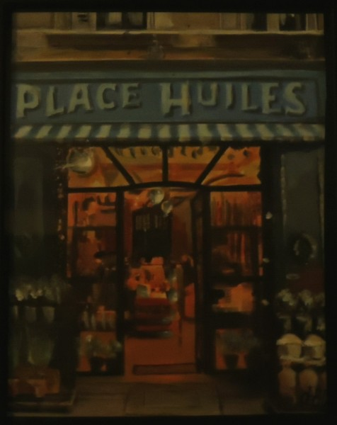 Place Huiles